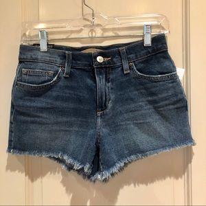 Joe's Jeans    Cut Off Denim Shorts (size 25)